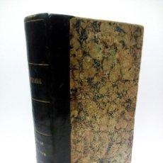 """Libros: STENDHAL [SEUD. DE """"HENRI BEYLE"""", 1783-1842] - LE ROUGE ET LE NOIR: CHRONIQUE DU XIX SIÈCLE. Lote 210925481"""