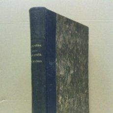 Libros: VEGA, LUIS ANTONIO DE - CHIQUITA DE BILBAO / PORTADA DE LEO-REY [QUE NO LA TIENE], MADERAS DE BATLL. Lote 210929377