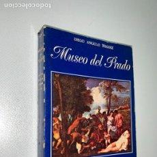 Libros: MUSEO DEL PRADO. PINTURA ITALIANA ANTERIOR A 1600. - ANGULO ÍÑIGUEZ, DIEGO. Lote 210958126
