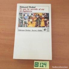 Libros: BOHUMIL HRABAL. Lote 211256151