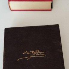 Libros: M-11 LIBRO V.BLASCO IBAÑEZ OBRAS COMPLETAS I. Lote 211273254