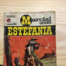 Libros: HUIDOS DE TEJAS - MARCIAL LAFUENTE ESTEFANIA. Lote 211385852