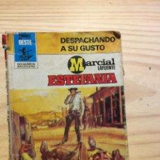Libros: DESPACHANDO A SU GUSTO - MARCIAL LAFUENTE ESTEFANIA. Lote 211385866
