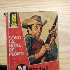 Libros: SONO LA HORA DEL PLOMO - MARCIAL LAFUENTE ESTEFANIA. Lote 211385870