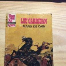 Libros: MANO DE CAIN - MARCIAL LAFUENTE ESTEFANIA. Lote 211385895