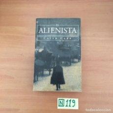 Libros: EL ALIENISTA. Lote 211425494