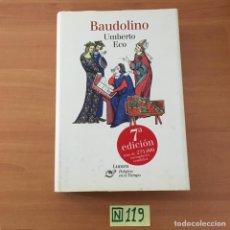 Libros: BAUDOLINO. Lote 211444534