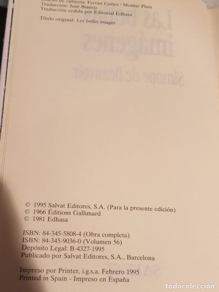 Libros: LIBRO LAS BELLAS IMAGENES SIMONE DE BEAUVOIR - Foto 3 - 211516612