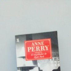 Libros: ANNE PERRY. Lote 211525769
