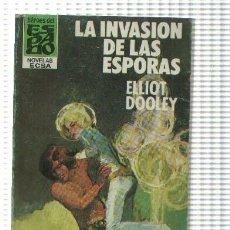 Libros: CERES: HEROES DEL ESPACIO NUMERO 127: LA INVASION DE LAS ESPORAS. Lote 211632597