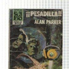 Libros: HEROES DEL ESPACIO NUMERO 112: PESADILLA. Lote 211632631