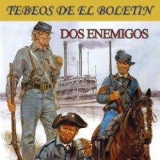 Libros: LOS TEBEOS DE EL BOLETIN NUMERO 174: DOS ENEMIGOS (JOSE LUIS SALINAS). Lote 211655266
