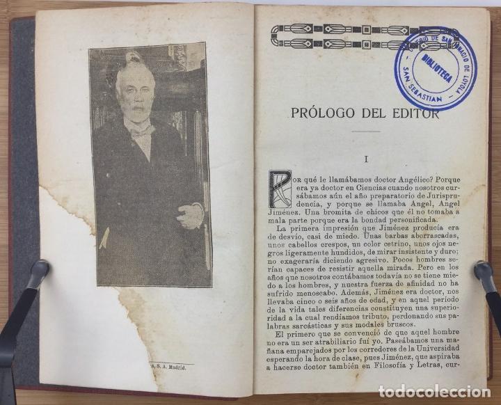 Libros: Papeles del Doctor Angélico - Armando Palacio Valdés - Foto 3 - 202459607