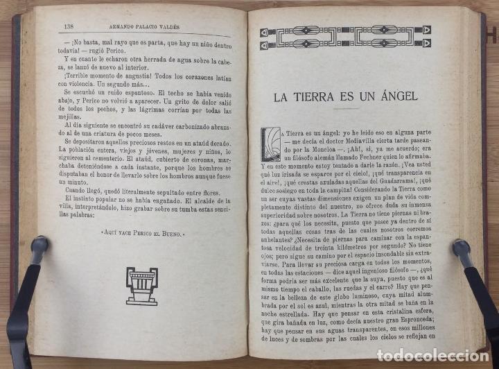 Libros: Papeles del Doctor Angélico - Armando Palacio Valdés - Foto 4 - 202459607