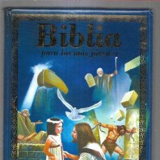 Libros: BIBLIA PARA LOS MAS JOVENES. Lote 211736094