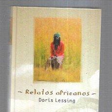 Libros: RELATOS AFRICANOS. Lote 211736201