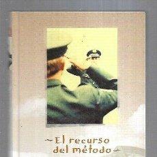 Libros: RECURSO DEL METODO - EL. Lote 211736220