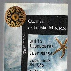 Libros: CUENTOS DE LA ISLA DEL TESORO. Lote 211736243