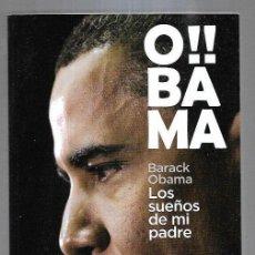 Libros: SUEÑOS DE MI PADRE - LOS. UNA HISTORIA DE RAZA Y HERENCIA. Lote 211736246