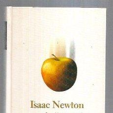 Libros: ISAAC NEWTON: UNA VIDA. Lote 211736250