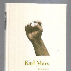 Libros: KARL MARX. Lote 211736253