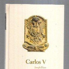 Libros: CARLOS V. Lote 211736258