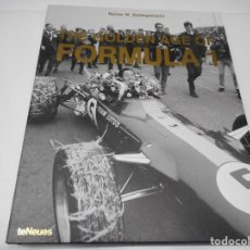 Libros: RAINER W. SCHLEGELMILCH THE GOLDEN AGE OF FORMULA 1 Q2029A. Lote 212324666