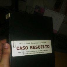 Libros: LIBRO: CASO RESUELTO. Lote 212753706