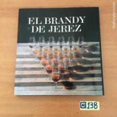 Libros: EL BRANDY DE JEREZ. Lote 213028737