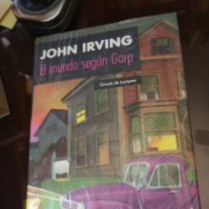 Livros: EL MUNDO SEGÚN GARP, JOHN IRVING. Lote 213138603