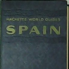 Libros: HACHETTE WORLD GUIDES: SPAIN.. Lote 213214698