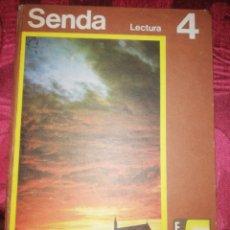 Libros: SENDA 4. Lote 213423592