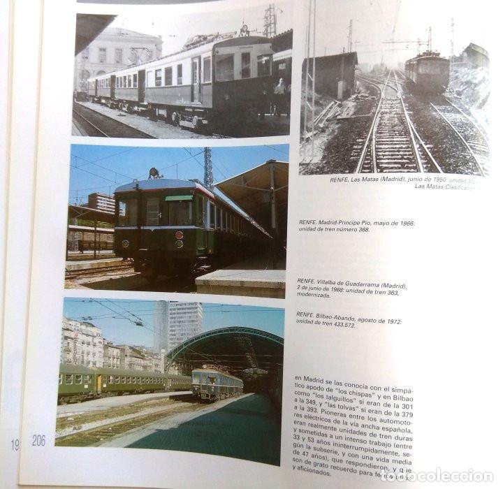 Libros: Automotores españoles (1906-1991) - Javier Aranguren - Foto 4 - 213470886
