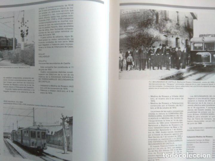 Libros: Automotores españoles (1906-1991) - Javier Aranguren - Foto 5 - 213470886