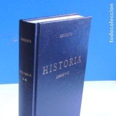 Libros: HERÓDOTO. HISTORIA. LIBROS V - VI . (BIBLIOTECA CLÁSICA GREDOS ( Nº 39 ). Lote 213499146