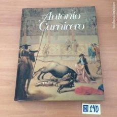 Libros: ANTONIO CARNICERO. Lote 213547173