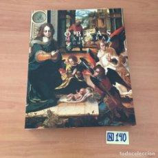 Libros: OBRAS MAESTRAS RECUPERADAS. Lote 213548646