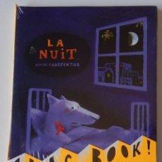 Libros: CLAC BOOK! LA NUIT - OLIVIER CHARPENTIER 2011. Lote 213688427