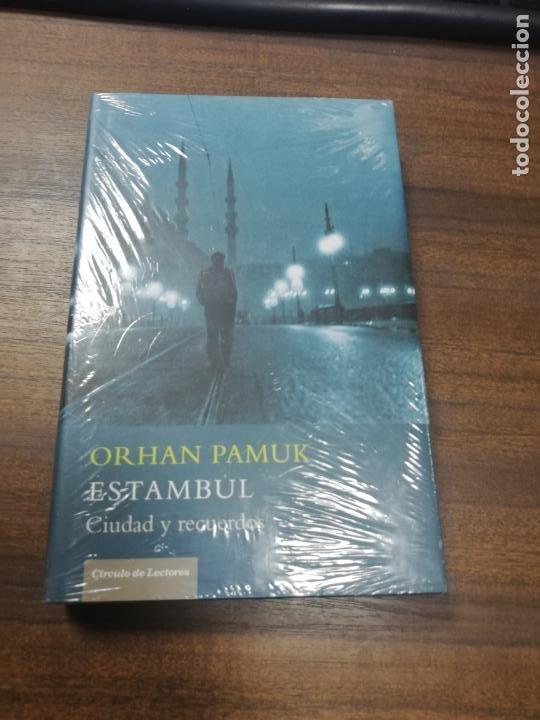 ESTAMBUL, CIUDAD Y RECUERDOS. ORHAN PAMUK. PRECINTADO SIN ABRIR. NUEVO. (Libros Nuevos - Literatura - Narrativa - Aventuras)