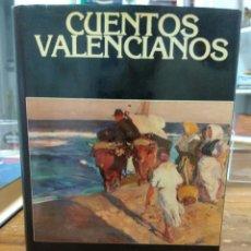 Libros: CUENTOS VALENCIANOS, VICENTE BLASCO IBÁÑEZ, PRIMERA EDICIÓN-CLUB ENERO78 (8000 EJEMPLARES). Lote 213761537