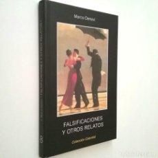 Libros: FALSIFICACIONES Y OTROS RELATOS - MARCO DENEVI. Lote 213931433