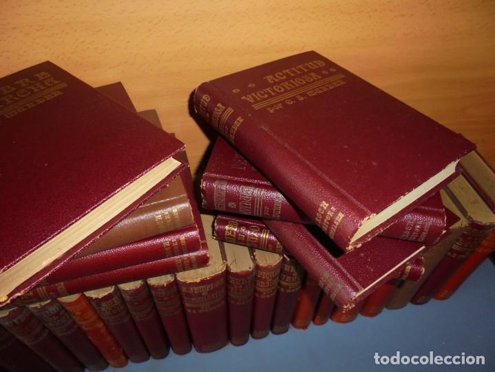 Libros: magnifica coleccion completa de 40 tomos de orison swett marden - Foto 3 - 226925835