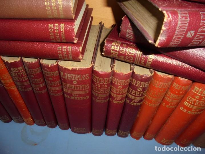 Libros: magnifica coleccion completa de 40 tomos de orison swett marden - Foto 5 - 226925835