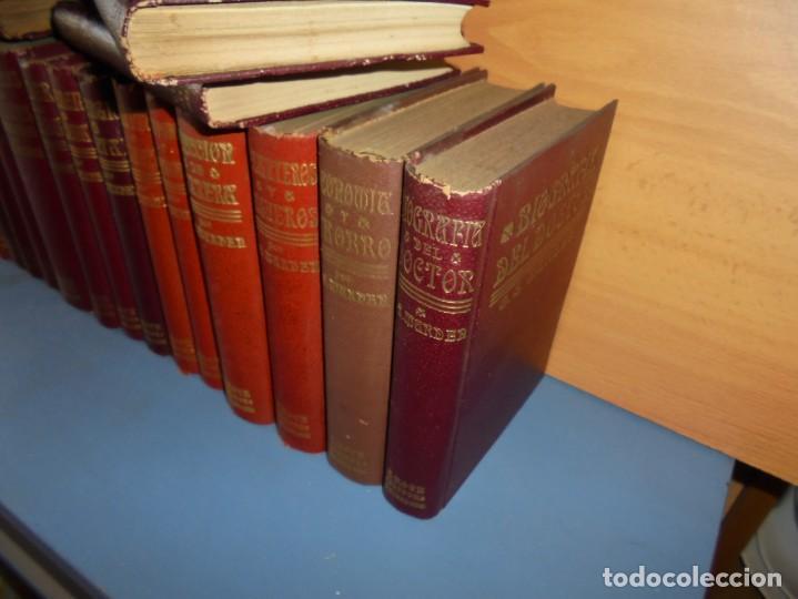 Libros: magnifica coleccion completa de 40 tomos de orison swett marden - Foto 6 - 226925835