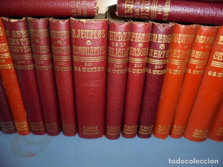 Libros: magnifica coleccion completa de 40 tomos de orison swett marden - Foto 7 - 226925835