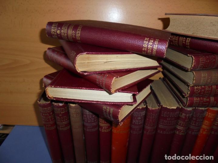 Libros: magnifica coleccion completa de 40 tomos de orison swett marden - Foto 9 - 226925835