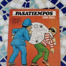 Libros: INFANTIL PASATIEMPOS DRUIDA. Lote 214251906