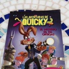 Libros: LAS AVENTURAS DE QUICKY NESQUIK. Lote 214252712