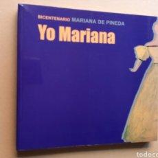 Libros: CATÁLOGO BICENTENARIO DE MARIANA PINEDA 2005 GRANADA. Lote 215030062