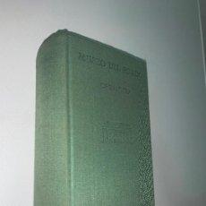 Libros: LIBRO MUSEO DEL PRADO CATÁLOGO DE LAS PINTURAS 1935. Lote 215147767